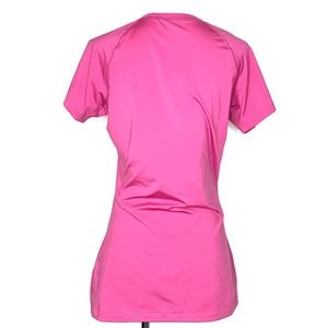 Nike Tops - Nike Pro Pink Dri-Fit Athletic Workout Top A010633